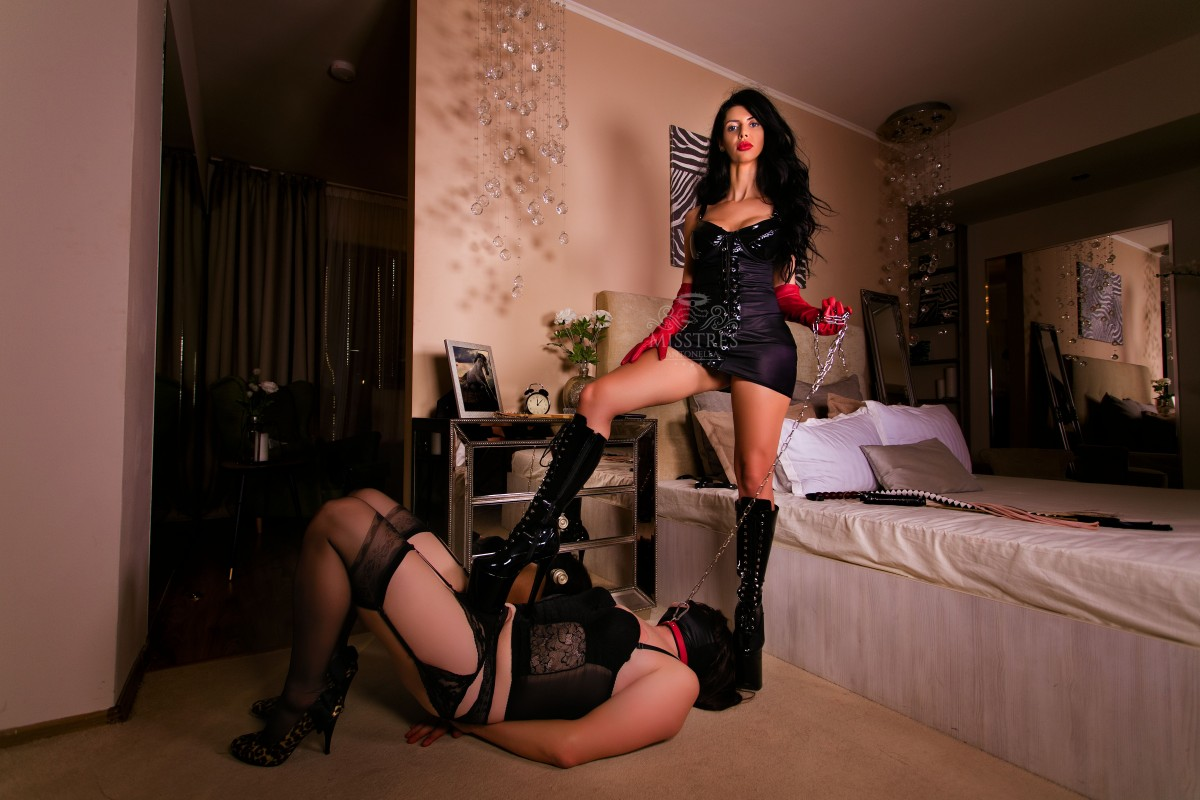 Second part – Sissy Jaqueline becomes whore Jaqueline